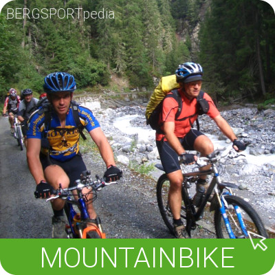 8 mountainbike