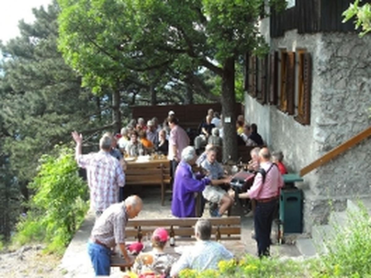 Besuch Perchtoldsdorf 2012