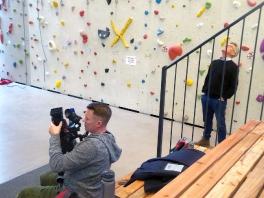 DAV Donauwörth im a.tv - Behind the scenes_16