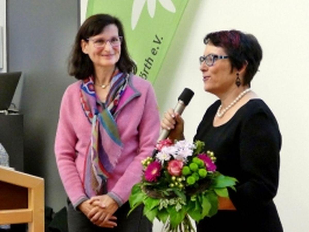 Ansprache Gudrun Reißer, vhs Donauwörth