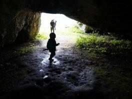 Höhlen im Kathäusertal und Offnethöhlen_12
