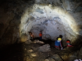 Familenhöhlenwanderung im Kathäusertal und Offnethöhlen | 2016