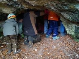 Höhlen im Kathäusertal und Offnethöhlen_7