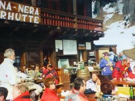 Einkehr in der Capanna Nera - 1998_1