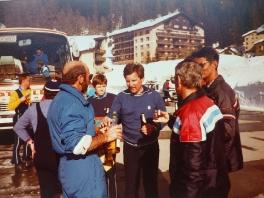 Osterskifahrt - 1985_1