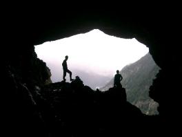 Höhlenbefahrung Frauenofen - 2005_1