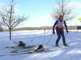 1. Donauwörther Skiathlon 2015   Fotos: Rudi Brix