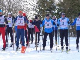 1. Donauwörther Skiathlon 2015 | Fotos: Rudi Brix