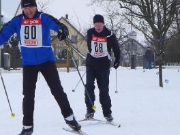 Freistil Langlauf Event 2013