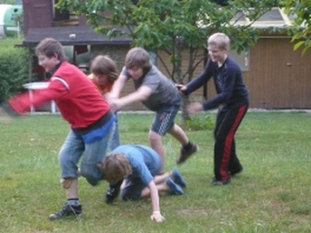 Frankenjura mit Jugend 2008