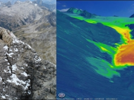 Alpine remote sensing of climate‐induced natural hazards