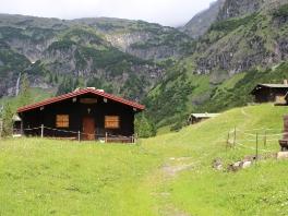 Tour Jochbachtal - Hornbachjoch_5