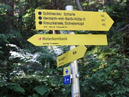 Tour Schönecker Scharte_1